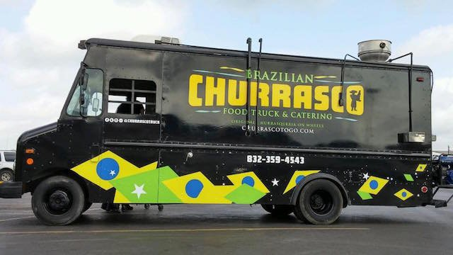 Churasscos Food Truck