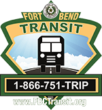 Ft Bend Co. Transport logo