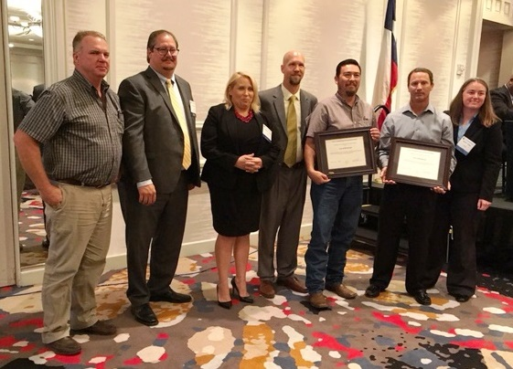 Richmond Receives Awards at State's Public Drinking Water Conference