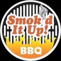 Smok'd It Up! BBQ Logo