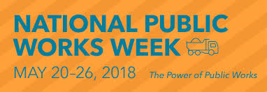 National Public Works Week 2018 Image