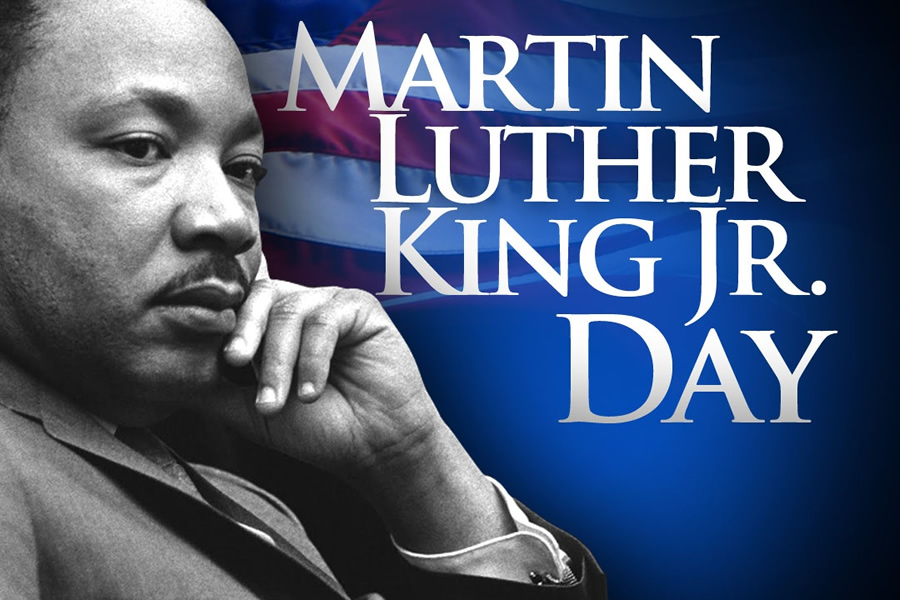 Martin Luther King Day image