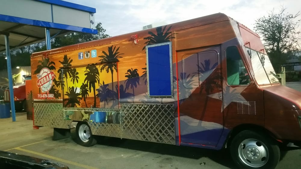 The Cuban Spot food truck