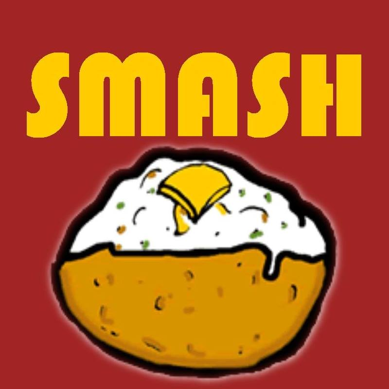 Smash Potato Food Truck logo