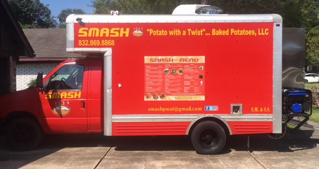 Smash Potato Food Truck image