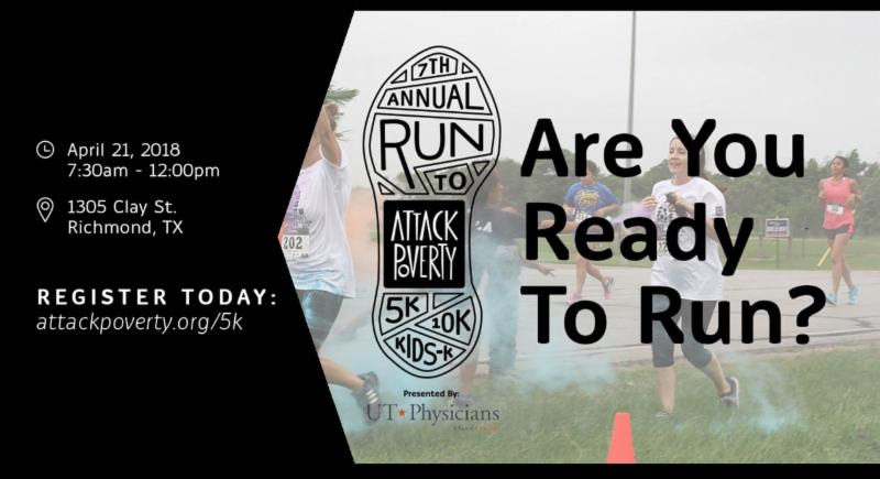 7th Annual Run To Attack Poverty