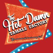 Hot Damn Tamale Factory logo