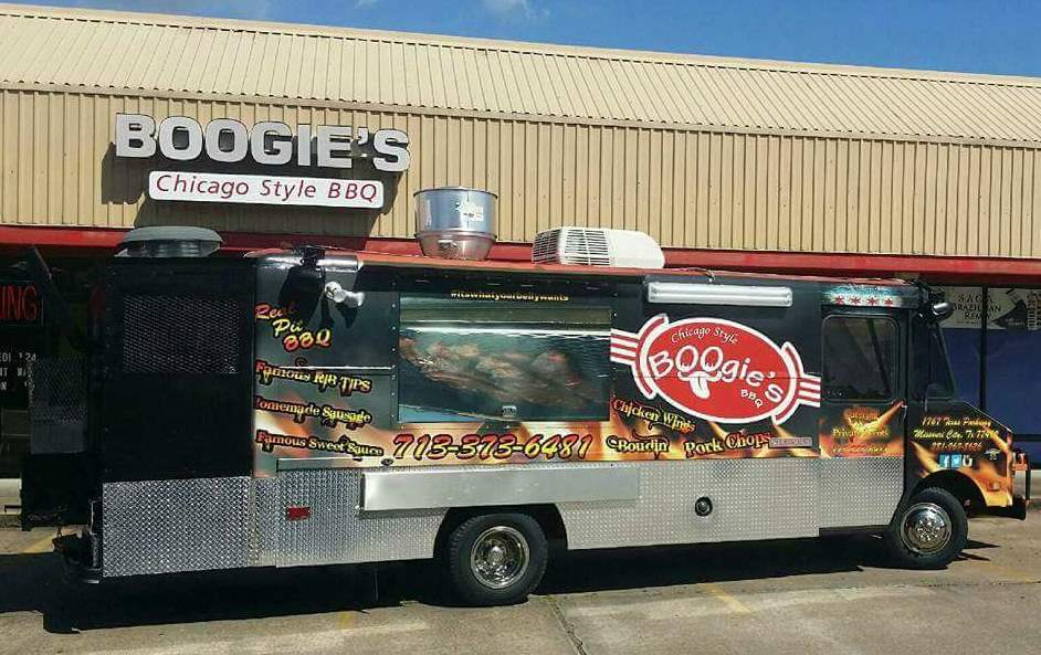Boogie's BBQ Food Truck