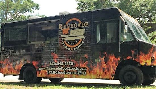 Renegade Kitchen & Catering Food Truck