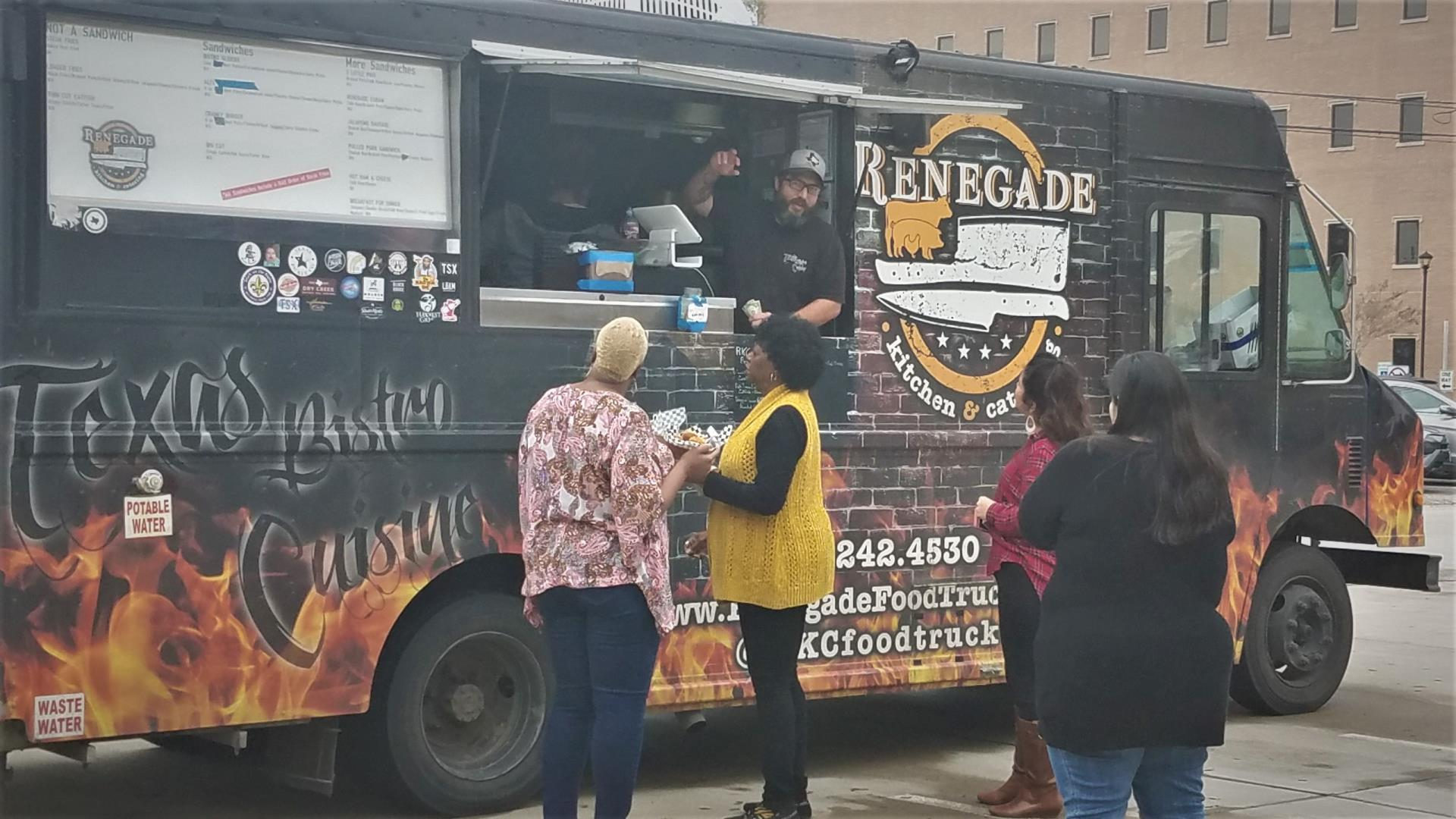Renegade Kitchen Truck March 2019