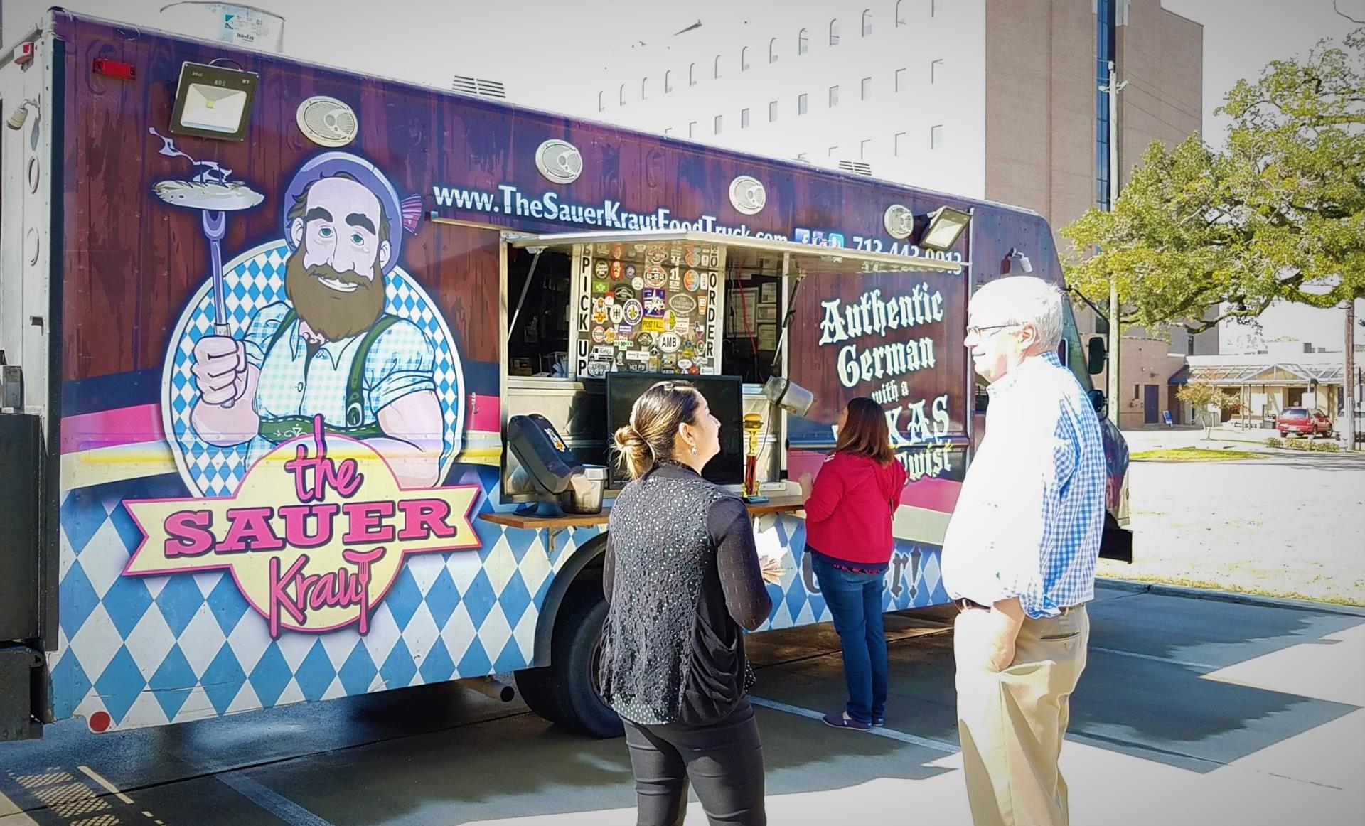 Sauerkraut Food Truck March 2019.2
