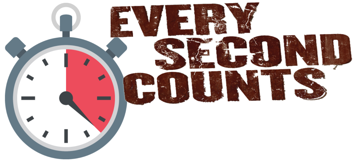 Every Second Counts   City of Richmond