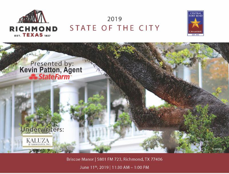 2019 Chamber State of the City Image