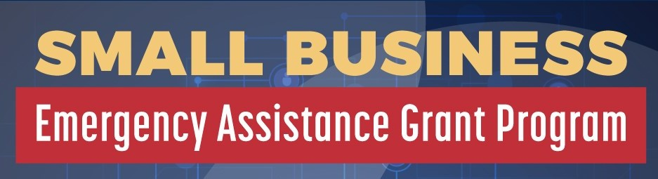 Small Business Emergency Asst Grant Program image June 2020