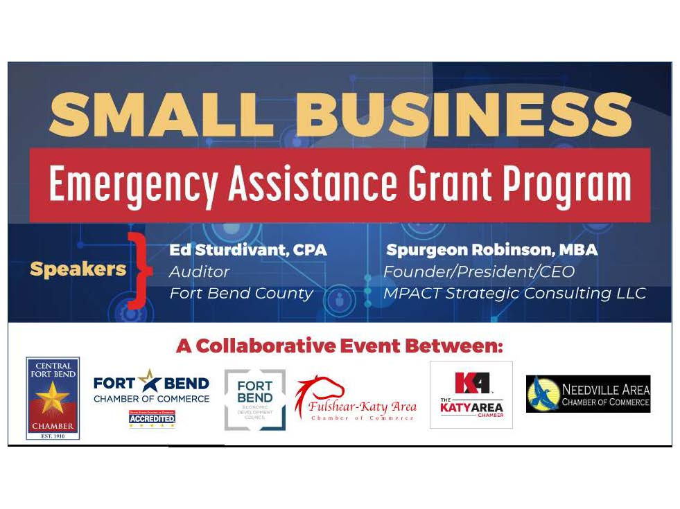 FBC Small Business Grant Program Image off from FBCC website