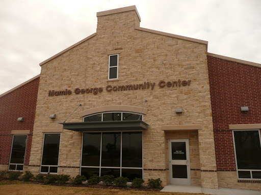 Mamie George Community Center facade
